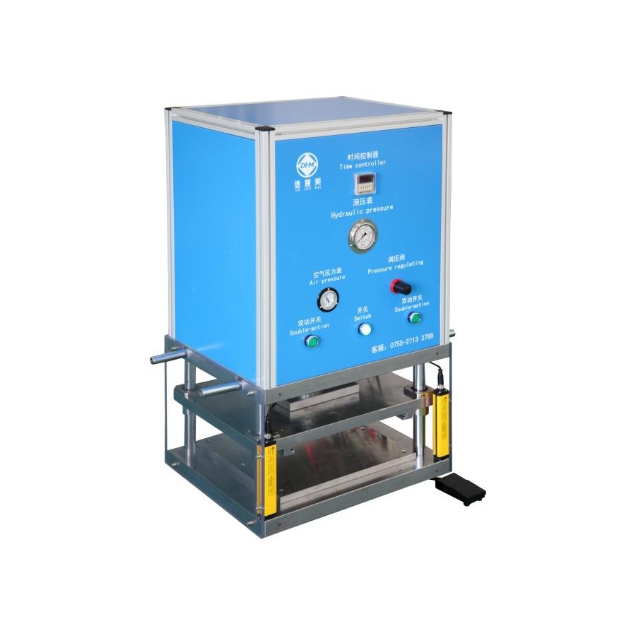 锂电实验设备模切机